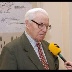 Умер известный российский археолог-смолянин Евгений Шмидт