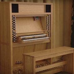 В Смоленске появился профессиональный концертный цифровой орган