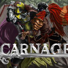 Обзор онлайн игры Carnage