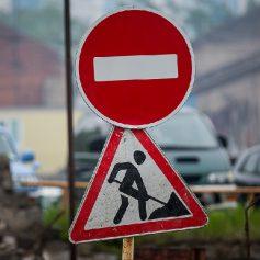 В Смоленске стартуют ночные дорожные ремонты