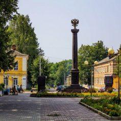 Автомобиль-«танк» обнаружили в Рославле