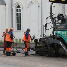 В Смоленске полгода по ночам будет ограничено движение транспорта по ряду улиц