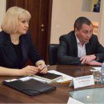 Андрей Борисов с рабочим визитом посетил город Иваново