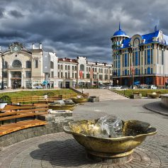 Красноярск и Томск — две жемчужины Сибири