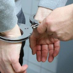 В Духовщинском районе задержан подозреваемый в угоне