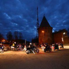 «Ночные волки» проведут в Смоленске мотофестиваль