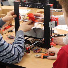 Насколько полезны 3D принтеры в обучении детей?