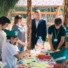 Губернатор посетил Угранский район