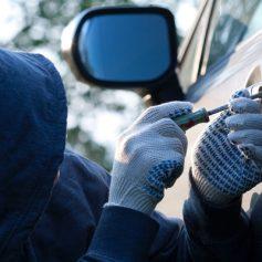 В Ярцевском районе полицейские раскрыли угон автомобиля