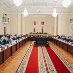 Алексей Островский призвал глав муниципальных образований активизировать работу по улучшению городской среды