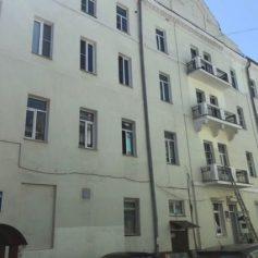 Дом с обрушившейся несущей колонной в Смоленске обследуют «Струной»