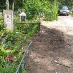 В Смоленске убрали кладбище и добавили контейнеры