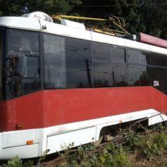 В Смоленске избавляются от белорусских трамваев