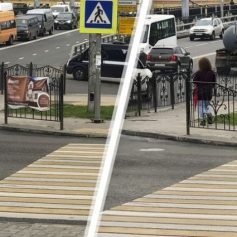 Власти Смоленска продолжают избавляться от незаконной рекламы