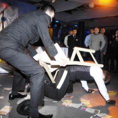 Смолянин избил полицейского на собственной свадьбе
