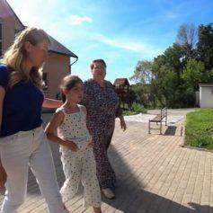 Смоленский «Дом для мамы» показали на «Первом канале»