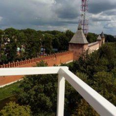 Новое колесо обозрения в Смоленске начнет работу 17 августа