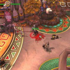 Обзор игры Dungeonland