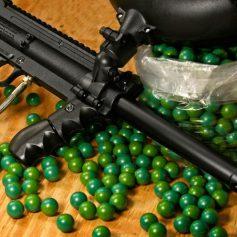 В смоленском лагере детей «расстреливали» из пейнтбольных ружей?