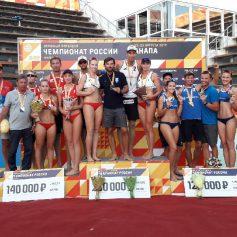 Смоленский волейболист выиграл серебро чемпионата России
