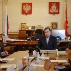 В Смоленске обсудили реализацию проекта «Формирование комфортной городской среды»