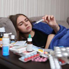 Жители Смоленской области стали чаще заболевать гриппом и ОРВИ в сентябре