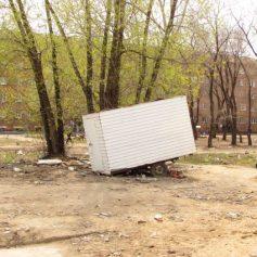 Еще шесть киосков собираются снести в Смоленске