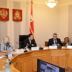 В Смоленске обсудили вопросы проекта «Формирование комфортной городской среды»
