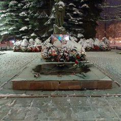 В Смоленской области погас Вечный огонь