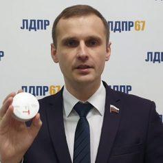 Сенатор от Смоленской области объявил войну продавцам снюсов