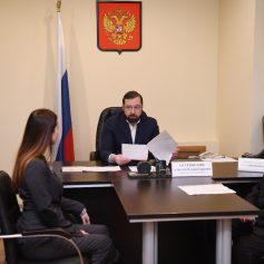 В Смоленской области обсудили ход реализации национальных проектов