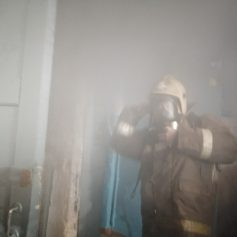 30 жильцов дома на улице Кловской эвакуировали из-за сильного задымления