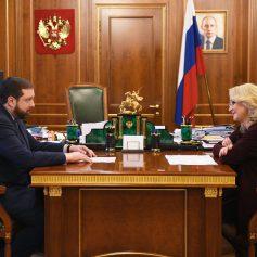 В Смоленске прошло торжественное собрание, посвященном Дню защитника Отечества
