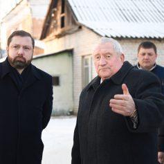 По поручению Алексея Островского в Глинке обустроят баню