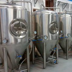 Выгодное производство пива на оборудовании от компании ООО «Кваспром»