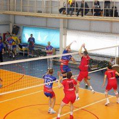 Смоленские волейболисты вышли на второе место в чемпионате