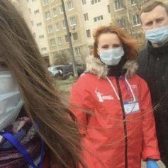 Смолянка Евгения Евдокимова стала волонтером центра помощи «Единой России»