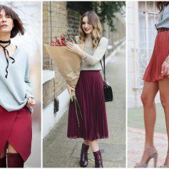 Красивые модные юбки сезона весна-лето