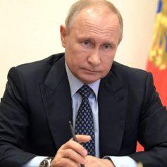 Алексей Островский принял участие в совещании Президента России с главами регионов