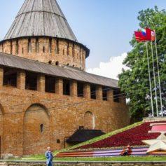 Смоленск отмечает 35-летие присвоения статуса города-героя