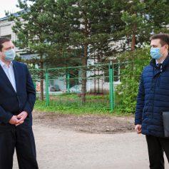В Холм-Жирковском к середине лета появится «Город Детства»