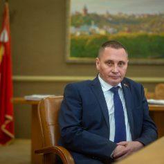 Глава Смоленска отчитался о доходах за прошлый год