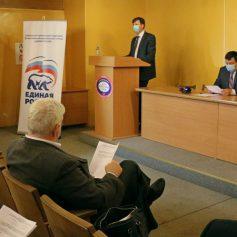 Региональный оргкомитет подвел итоги предварительного голосования в Смоленске