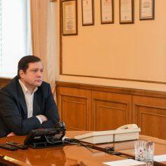 В Смоленске обсудили вопросы контроля за соблюдением ограничительных мер в период пандемии