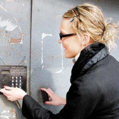 Смолянин потушил горящий домофон в доме на улице Ново-Киевской