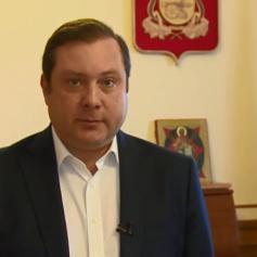 Алексей Островский поздравил работников социальной сферы Смоленщины с профессиональным праздником