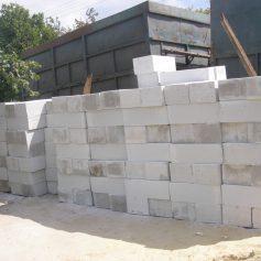 Ячеистый бетон в строительстве