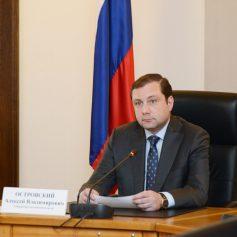 Алексей Островский усилил позиции в рейтинге влияния глав субъектов России