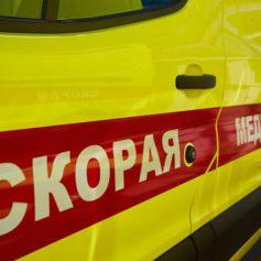 Человек погиб в ДТП с иномаркой и фурой в Вязьме
