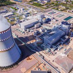 В Смоленской области будут построены новые энергоблоки АЭС